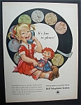 Vintage Ad: 1958 Bell Telephone System