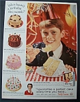 1959  Betty  Crocker  Yellow  Cake  Mix