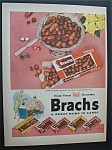 1955 Brach's Candy with Assortment of Candies