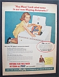 1955  Maytag  Automatic  &  Tide  Detergent