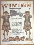 Vintage Ad: 1904 Winton Motor Carriage Co.