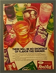 1974  Kool - Aid  Soft  Drink  Mix