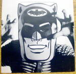 Click to view larger image of Vintage Ad: 1966 General Electric TV Dealer w/ Bat Mask (Image2)