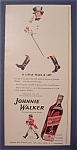 1942  Johnnie  Walker  Red  Whiskey