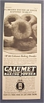 1928  Calumet  Baking  Powder