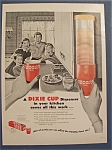 1954  Dixie  Cup  Dispenser