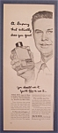 Click here to enlarge image and see more about item 7855: Vintage Ad: 1953 Aqua Velva After Shave/Norman Rockwell