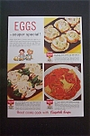 1959 Campbell's Soup with Eggs Souper Special