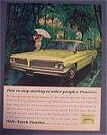 1961  Wide  -  Track  Pontiac