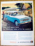 Vintage Ad: 1961 International Travelall
