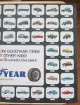 Click to view larger image of 1967 Goodyear Tires with How Automobile Progressed (Image3)