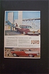 1957 Ford w/ Fairline Club Victoria & 500 Club Victoria