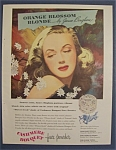 1946  Cashmere  Bouquet  Face  Powder