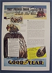 1936 Goodyear Tires with Their Safety