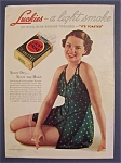 1936  Lucky  Strike  Cigarettes