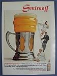 1968  Smirnoff  Vodka