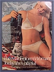 1985  Maidenform  Woman