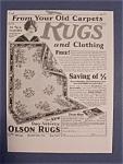 1928  Olson  Rugs