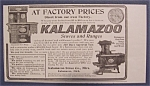 1904  Kalamazoo  Stoves  And  Ranges
