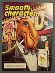 1989  Camel  Cigarettes  with  Joe  Camel