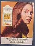 1973 Breck Shampoo with Television's Jaclyn Smith