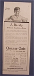 1914  Quaker  Oats  Cereal