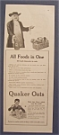 1923  Quaker  Oats  Cereal