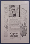 1926  Capitol Boilers & United States Radiators