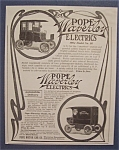 1904  Pope  Waverley  Electrics