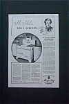 Vintage Ad: 1936  Magic  Chef  Gas  Range