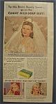 1943  Camay  Soap