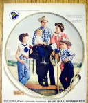 Click to view larger image of 1959 Blue Bell Clothes with Jim Shoulders & Family (Image2)