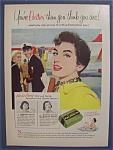 Vintage Ad: 1956 Palmolive Soap