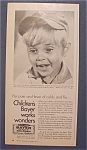 1966  Bayer  Children  Aspirin  With  Little  Mike