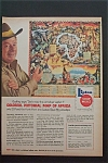1957 Lipton Soup Mixes with Arthur Godfrey & Map