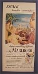 1952  Marlboro  Cigarettes