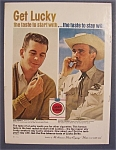 1962  Lucky  Strike  Cigarettes  with  Don  Schwall