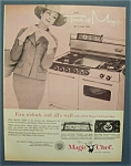 1960  Magic  Chef  Gas  Range