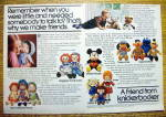 Click to view larger image of 1978 Knickerbocker with Mickey, Raggedy Ann & More (Image1)