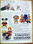 Click to view larger image of 1978 Knickerbocker with Mickey, Raggedy Ann & More (Image4)