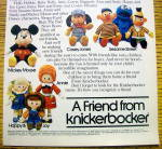 Click to view larger image of 1978 Knickerbocker with Mickey, Raggedy Ann & More (Image5)