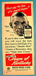 Click here to enlarge image and see more about item 9049: Vintage Ad: 1949 Schenley Whiskey By Norman Rockwell