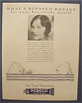 1931  Pebeco  Tooth  Paste