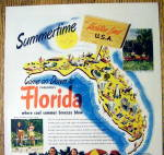 Click to view larger image of 1952 Florida (Come On Down) (Image2)