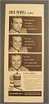 1943  Calox  Tooth  Powder  with  Dick  Powell