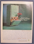 Vintage Ad: 1963  Frigidaire  Imperial  Nineteen