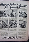 1943 Chrysler Corporation w/Jockey A General Sherman