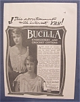 1916  Bucilla  Embroidery  And  Crochet  Cottons