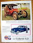 Vintage Ad: 1953 Gulfpride H. D. Motor Oil