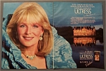 Click to view larger image of Vintage Ad:1986 Clairol Ultress Colourant w/Linda Evans (Image1)